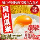 晴れの国岡山で穫れたお米10kg【10K...