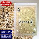 もち麦 国産 キラリモチ 麦5kgお徳用(1kg×5袋) チ...