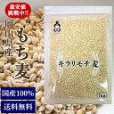 もち麦 国産 キラリモチ 麦1kg チャック付