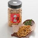 越後妙高かんずり柿の種(ボトル入り) 245g【阿部幸製菓】