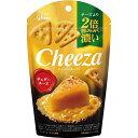 グリコ 生チーズのチーザ チェダーチーズ 40g 10コ入り