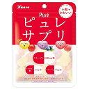 甜點 - カンロ ピュレサプリグミ 72g 6コ入り 2018/12/10発売