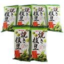 (全国送料無料)ギンビス焼き枝豆だだちゃ豆使用38g6コ入りメール便(4901588106602x6m)
