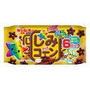 ギンビスしみチョココーン132g(22g×6袋)12コ入り