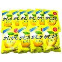 (全国送料無料)三菱食品 かむかむ レモン 30g 10コ入り メール便