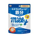 不二家 ミルキーミネラルチャージ(鉄分)袋 70g 6コ入り 2018/09/04発売