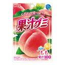 明治 果汁グミもも 51g 10コ入り 2019/01/15発売