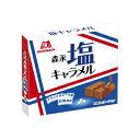 ショッピング生キャラメル 森永製菓 塩キャラメル 12粒 10コ入り (4902888210075)
