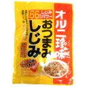森田製菓 オルニ珍味 おつまみしじみ 67g (常温)