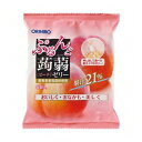 オリヒロ ぷるんと蒟蒻ゼリー ピーチ 20g×6個 24コ入り (4571157254333)