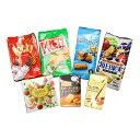 おかしのマーチ グリコ 大袋・大箱 お菓子7種類セット