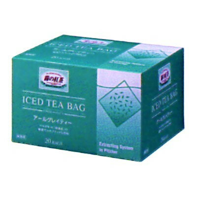 UCC業務用 霧の紅茶 アイス T/B アールグレイティー (12g×20P)×12個