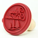 クッキースタンプ BIRKMANN メリークリスマス(L) バークマン Cookie Stamp Merry Christmas