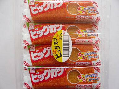 すぐる ビッグカツ(スペシャルソース味) 30入 駄菓子