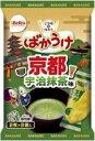 ショッピング抹茶 栗山米菓 ご当地ばかうけ 宇治抹茶味 16枚入 ×12袋