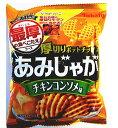 ショッピング9月10日 東ハト あみじゃが チキンコンソメ味 60g ×12袋