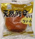 【心ばかりですが…おまけつきます☆】デイプラス天然酵母パンクリーム1個×12入