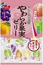 【心ばかりですが…おまけつきます☆】ノーベル製菓やわらか果実ゼリー230g×6入