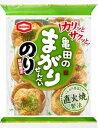 【おまけつきます☆】亀田製菓まがりせんべいのり◆14枚×6入