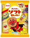 ショッピングアンパンマン 【心ばかりですが…おまけつきます☆】栗山米菓アンパンマンのソフトせんべい2枚×16セット×12袋入