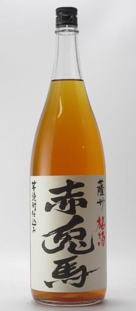 赤兎馬 梅酒 1800ml 濱田酒造【02P03...の商品画像
