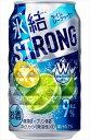 キリンビール 氷結 ストロング ライムシークァーサー 350ml×24本