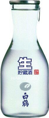 上撰 白鶴 生貯蔵酒 180ml【02P03De...の商品画像