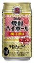 宝 焼酎ハイボール 梅干割り 350ml×24本(1ケース)【タカラ缶チュウハイ】【02P03Dec16】
