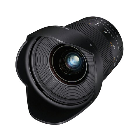 SAMYANG 20mm F1.8 ED AS UMC【送料無料】【フード付き】【メーカー保証】【店名:アサノカメラ】