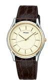 飽きのこないシンプルなデザインながらお洒落なウオッチセイコースピリット(SEIKO SPIRIT)(男性用腕時計) 品番  SBTB002