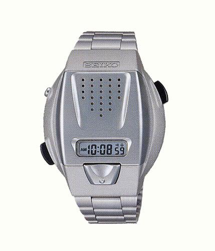 セイコー 音声 デジタルウオッチ SBJS001