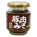 赤マルソウ 沖縄豚肉みそ 麦みそ仕立て 140g │油みそ あんだんすー│