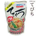 【オキハム】てびち(みそ味)400g │テビチ汁 豚足│