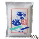 自然海塩 沖縄の海水塩 500g │沖縄の塩│...