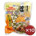 沖縄のてびちと言えば醤油を使った煮付けや沖縄風おでんですが、塩をベースに味付けした豚足そのものの味が楽しめる料理です。オキハム|塩ダレてびち|送料無料|3%off【送料無料】【3%off】オキハム 塩ダレてびち 330g 10袋セットコラーゲンがたっぷり|美肌|美容|アンチエージング[食べ物>お肉>てびち]