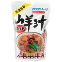 オキハム 山羊汁 琉球料理シリーズ 500g|沖縄土産|滋養元気が出る[食べ物>沖縄料理>山羊汁]