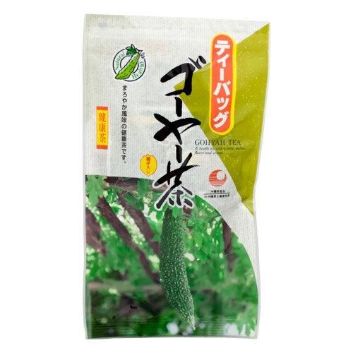比嘉製茶ゴーヤー茶ティーバッグ(20袋入り)共役リノール酸・ビタミンC|||[飲み物>お茶>ゴーヤ茶