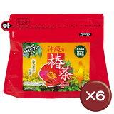 【】沖縄の椿茶 1.5g×10包 6袋セット|アレルギー|花粉症[飲み物>お茶>椿茶]