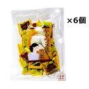 ショッピング琉球 キャラメル黒糖 沖縄 120g×6袋セット 琉球黒糖 / 黒砂糖