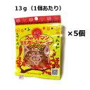 食品 - スッパイマンミミガージャーキー 13g×5袋セット /