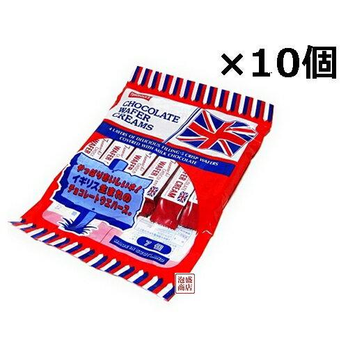 タンノックウェハース6個入り×10袋セットTunnock'sWaferCream英国イギリスのお菓子
