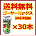 【ゴーヤミックス】沖縄伊藤園 190ml×30缶セット(1ケース) / 送料無料 ゴーヤーミックス ゴーヤ茶より飲みやすいフルーツジュース