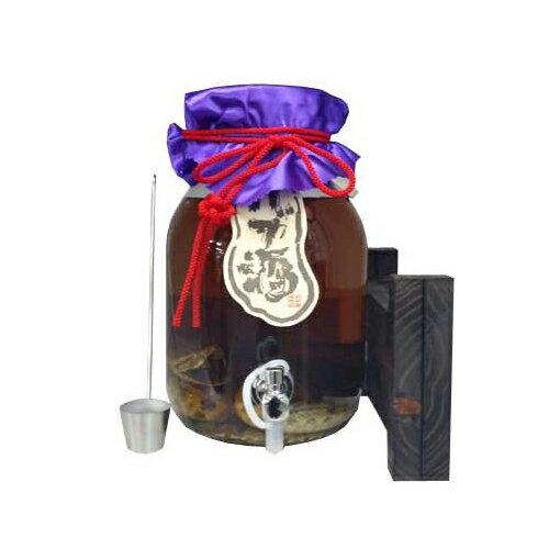 ハブ入り酒 3300ml/度数35【南都酒造所|泡盛|ハーブ|ハブエキス|祝宴|贈答|沖縄|琉球|補充酒|生体入】