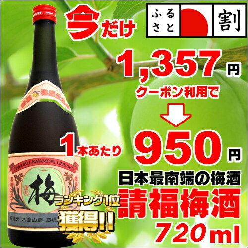 Plum wine / SEIFUKU UMESHU 12% 720ml