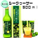 沖縄の自然に育まれたシークヮーサー果汁100%【沖縄県