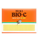 【ポイント2倍】ミキバイオ-C(顆粒タイプ)120g(3g×40包) ローズヒップとマリンカルシウムの爽快なハーモニー