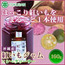 ショッピング琉球 琉球ジャム 紅芋&むちまーす シークヮーサー 160g 沖縄特産販売