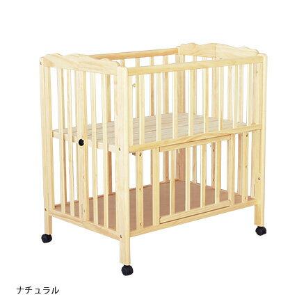 ベビーベッド 子供用ベッド ベッド ミニベビーベッド 折りたたみベッド 折りたたみベビーベッド 木製