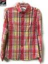 Vivienne Westwood チェックシャツ (44) ピンク/イエロー系【中古】