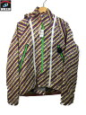 SP-DESIGN x is-ness x FABRIC 3LAYER JACKET (M) 総柄【中古】
